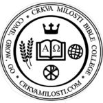 logo white http://edu.crkvamilosti.com Biblijska skola u Srbiji Srbija Beograd Biblijski fakultet